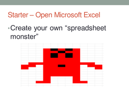 ks3 ks4 ict spreadsheets introduction lesson by