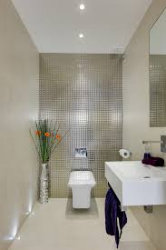 cloakroom bathroom ideas bathroom modern cloakroom idea without windows which look bright
