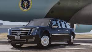 vehicle 2017 presidential state car cadillac one a k a the beast