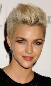 Kurzhaarfrisuren Damen Blond Bilder by Charmante Kurzhaarfrisuren Für Frauen Mit Blonden Haaren