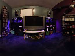just finished wiring my game room everything still works gaming