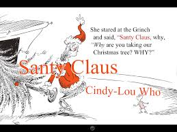 rhyming quotes about christmas seuss wikipedia