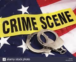 Flag Law Corruption Usa America Brig Jail Crime Flag Law Politics