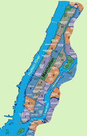 map of manhattan new york city maps nyc maps of manhattan