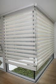 sheer blinds for bay windows large roller shades inch room