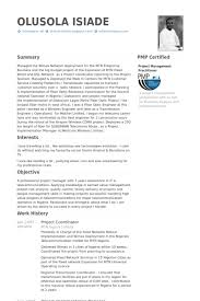 Office Coordinator Resume Samples Visualcv Resume Samples Database by Project Coordinator Resume Examples