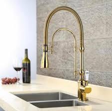 wasserhahn k che neuheiten herausziehen küchenarmatur gold spülbecken mischbatterie