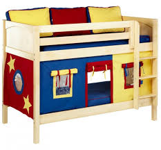 Bunk Bed With Tent Toddler Bed Tent Yellow Lovely Bunk Bed Tents And Curtains 3