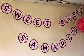 baby shower banner ideas baby shower banners party favors ideas