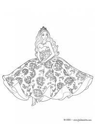 Coloriage Barbie En Ligne dessin gratuit à imprimer