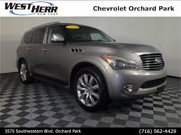 infiniti qx56 body style change wholesale used 2011 infiniti qx56 for sale in lockport ny