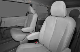 2012 toyota sienna price photos reviews u0026 features