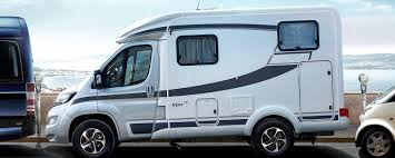 𝞝 hymer van 𝞝 small and compact motorhome