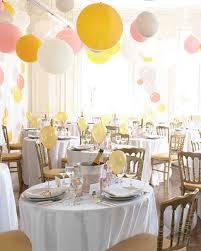 diy balloon wedding decor martha stewart weddings