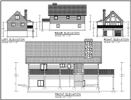 small cabin plans with basement free small cabin plans