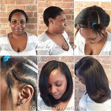 try hairstyles on my picture are you looking to transition from a short hair cut try one of my