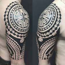 polynesian and maori tattoos best tattoo ideas gallery