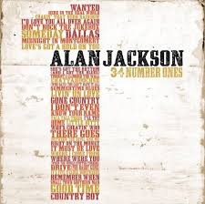 34 number ones by alan jackson on apple