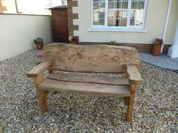 Rustic Wooden Garden Furniture Garden Benches U0026 Tables The Rustic Wood Company