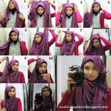 tutorial turban sederhana love this look not sure how to do it though hijab 3 pinterest
