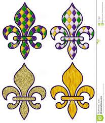 colors for mardi gras mardi gras fleurs stock photo image 17577640