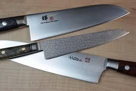 carbon kitchen knives blade steel japanesechefsknife com
