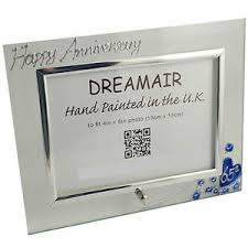 65th anniversary gift 65th anniversary gift photo frame land flower 5060343735224 ebay