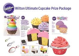 Wilton Cupcake Decorating Kit Food Product Review And Freebies Win A Wilton Ultimate Cupcake
