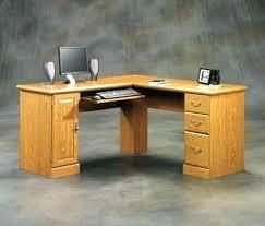 Realspace Computer Desk Cinnamon Cherry Computer Desk Sauder Beginnings Realspace Dawson