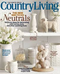 Small Bathroom Design Ideas On A Budget 66 Best Country Living Covers Images On Pinterest Country Living