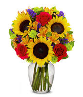 sunflower arrangements sunflower arrangements at from you flowers