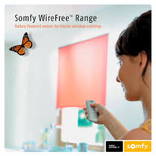 wirefree motorised blinds solutions somfy pdf catalogues