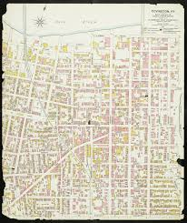Uky Map Covington Ky Block Line Map Of Central Business District