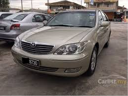 2004 toyota camry reviews toyota camry 2004 v 2 4 in selangor automatic sedan gold for rm