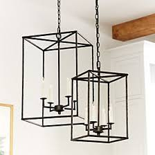 Carriage Light Carriage House Chandelier Large Chandelier Dark Bronze