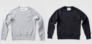 the only sweatshirt you u0027ll need noble denim hommestyler