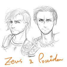 greek god zeus drawing ilgroup