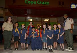 cub scouts bring thanksgiving to family inmaricopa