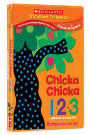 chicka chicka 123 and more counting fun character favorites