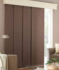 Blinds For Glass Front Doors Best 25 Sliding Panel Blinds Ideas On Pinterest Sliding Door