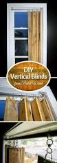 diy pallet vertical blinds