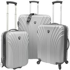 Minnesota travelers choice images Traveler 39 s choice tc luggage toronto 3 piece hardside spinner jpg