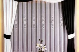 Drapes Black And White 12 Black Curtains Designs Black And White Curtains And Drapes