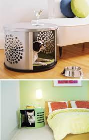 Dog Bed Nightstand 12 Coolest Pet Beds Pet Beds Pet Bed Oddee