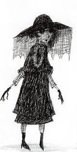 macvamp sketches de tim burton