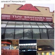Ottawa Awning Two Brothers Family Restaurant Canadian New 911 Richmond