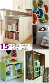 Container Store Bookshelves 15 Creative Bookshelf Ideas Creative Juice