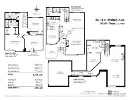 Gaj Into Square Feet by 2 1511 Mahon Avenue North Vancouver Property Listing Mls R2206665