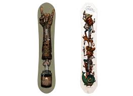 burton snowboards u0026 blank you very much announce limited edition