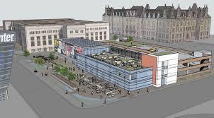 municipal courts redevelopment envisions civic square public nextstl municipal courts building st louis mo